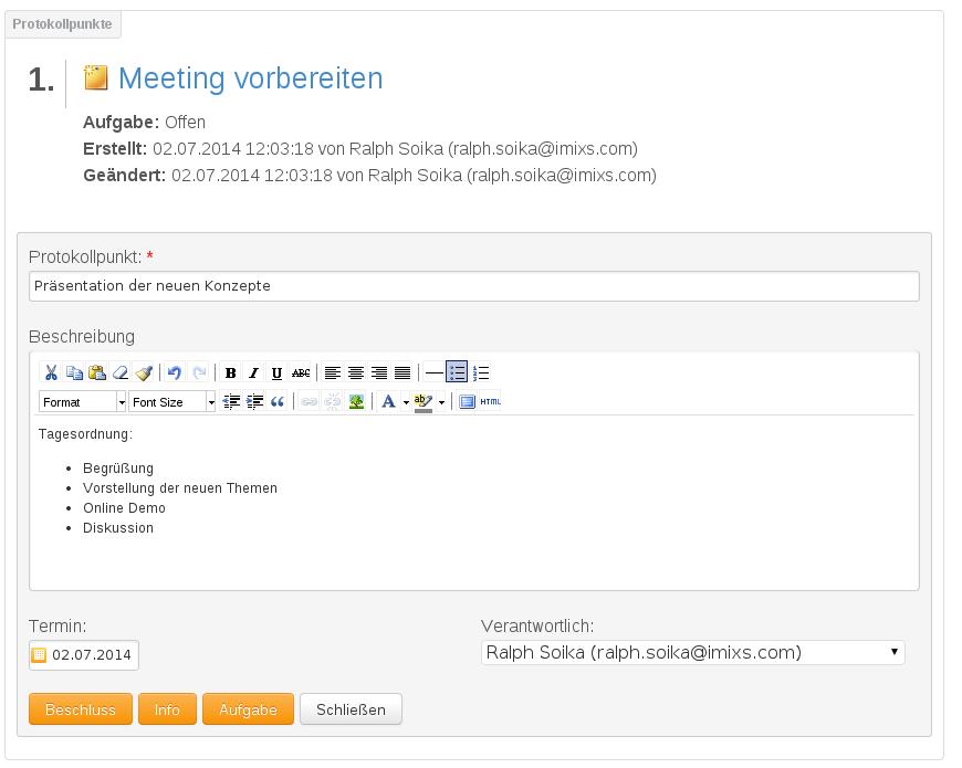 imixs-office-protokolle-screen-protokollpunkt